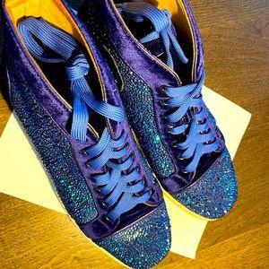 Christian louboutin Louis high-top sneaker